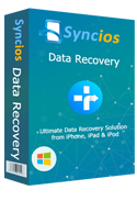 Syncios data recovery online tutorials